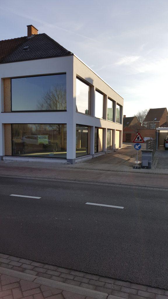 VERHAMME & Partners renoveert kantoorpand